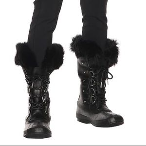 Sorel Joan of Arctic Premium Leather Boot